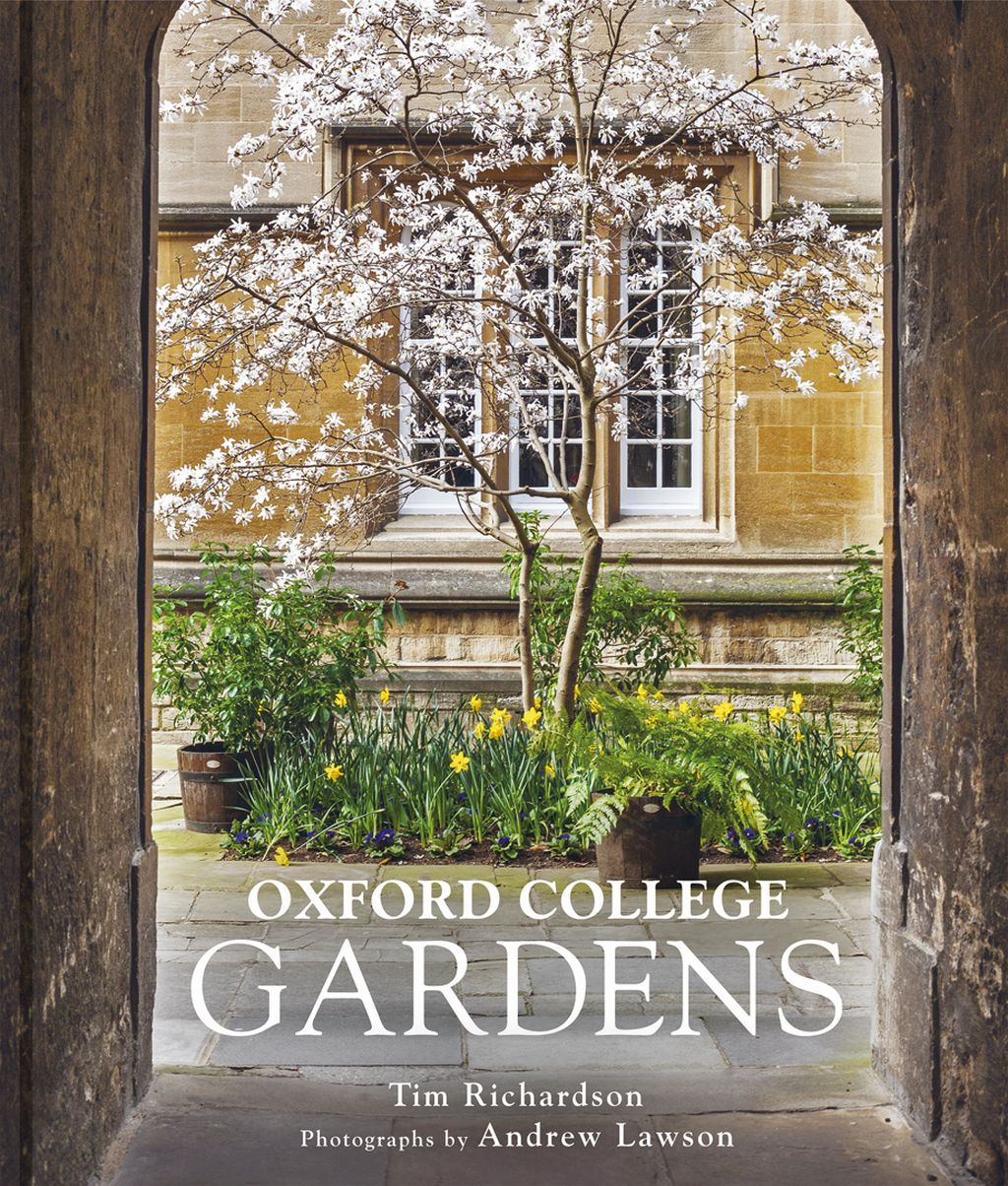 Oxford College Gardens