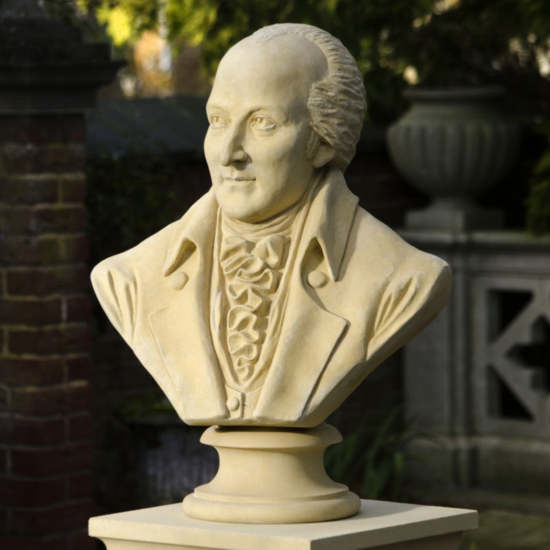 The Bust of Humphry Repton