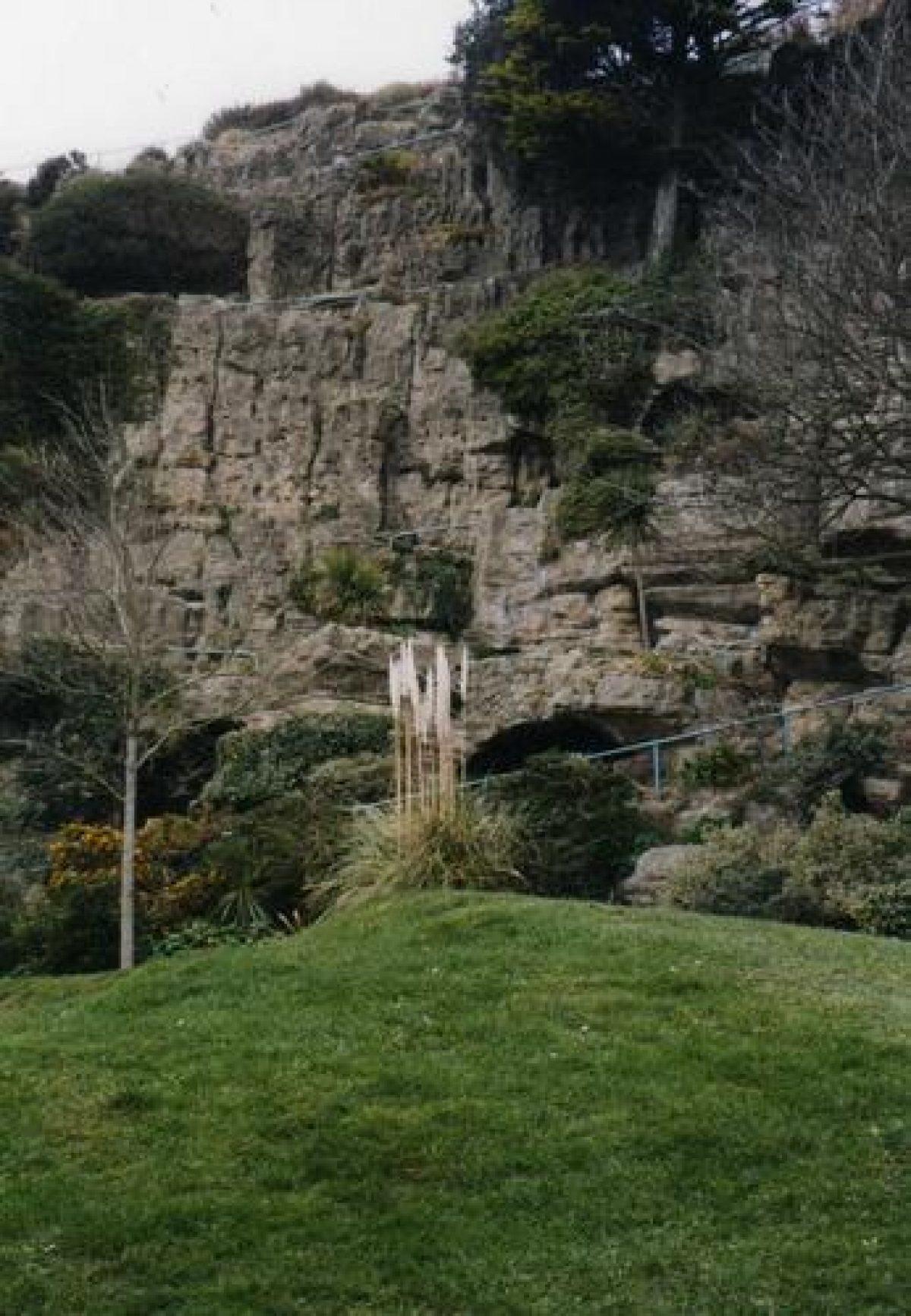Leas, The, Folkestone   Parks and Gardens (en)