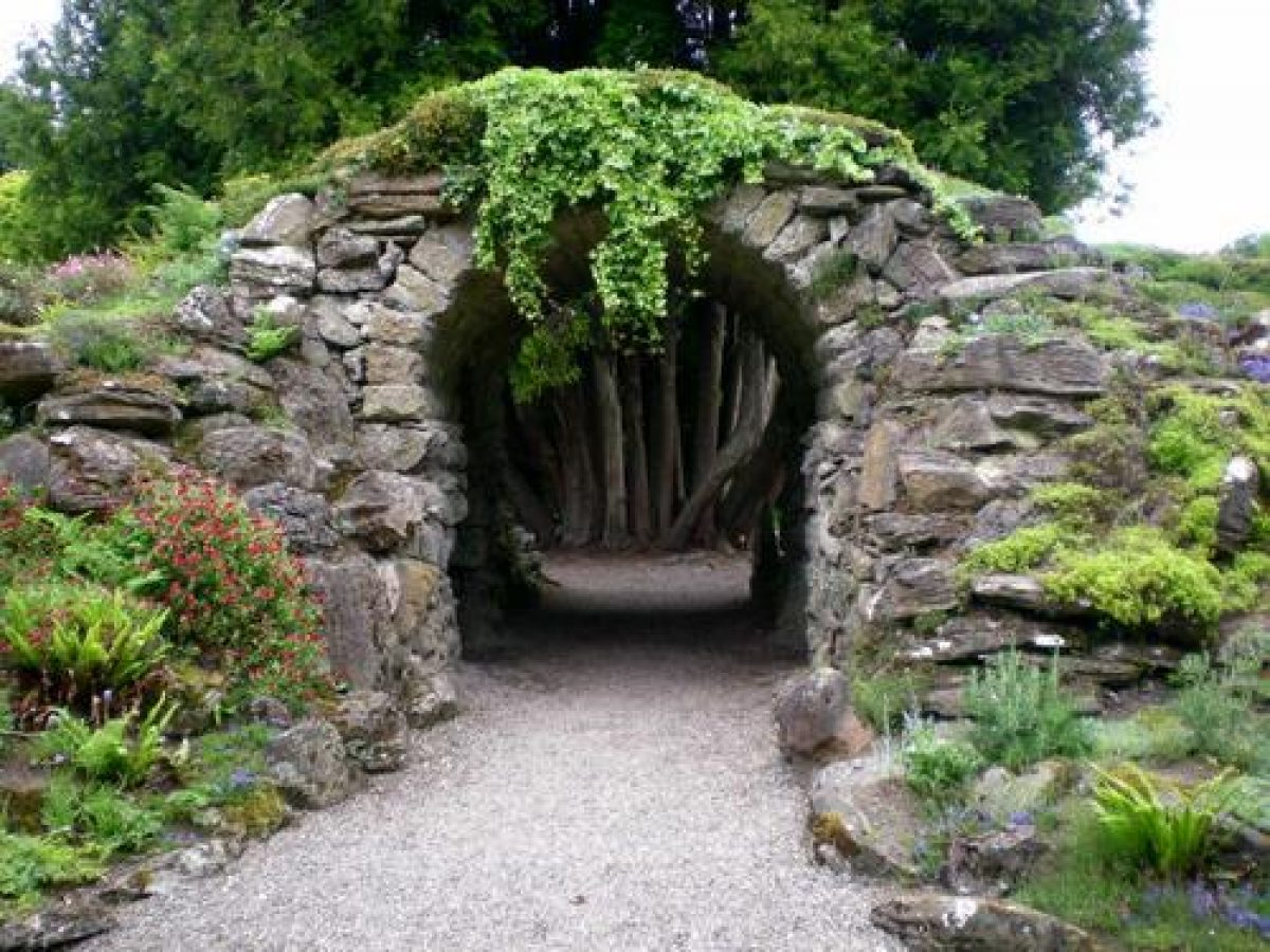 Culzean Castle, Walled Garden   Parks and Gardens (en)