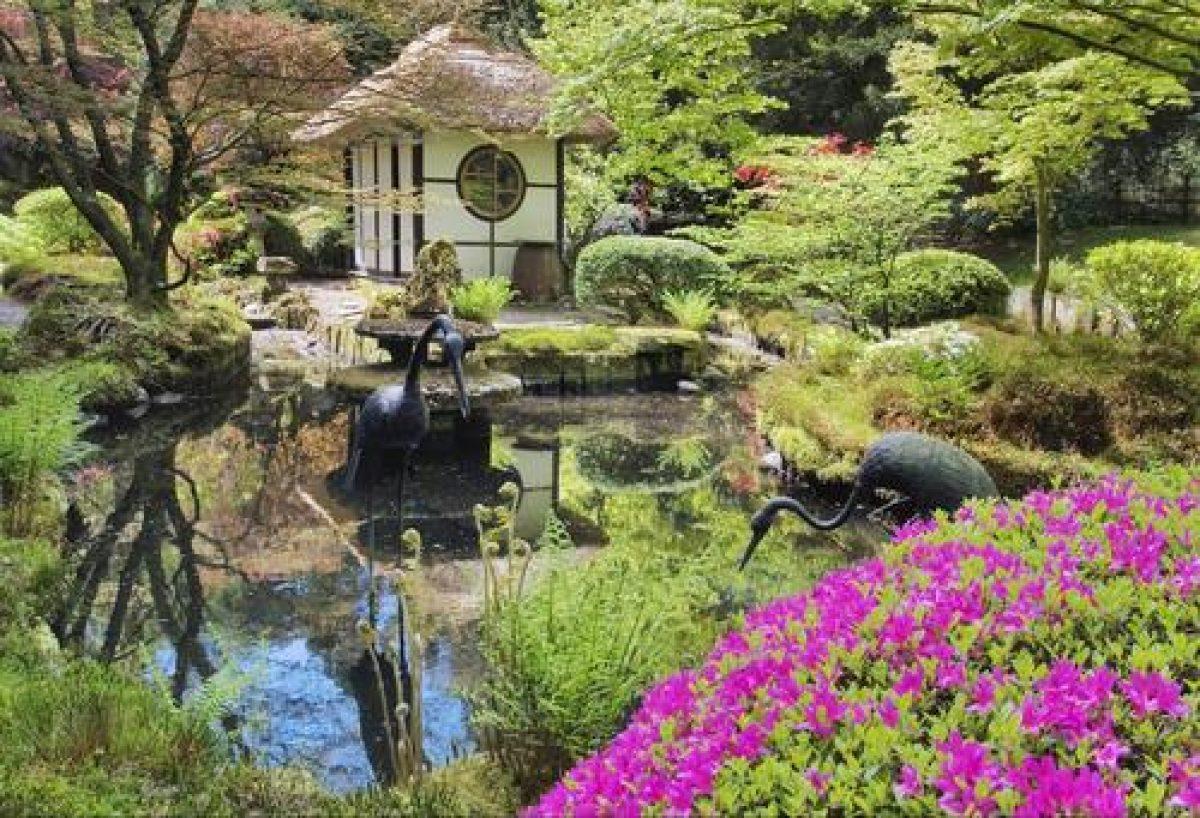 Tatton Park, Japanese Garden   Parks and Gardens (en)