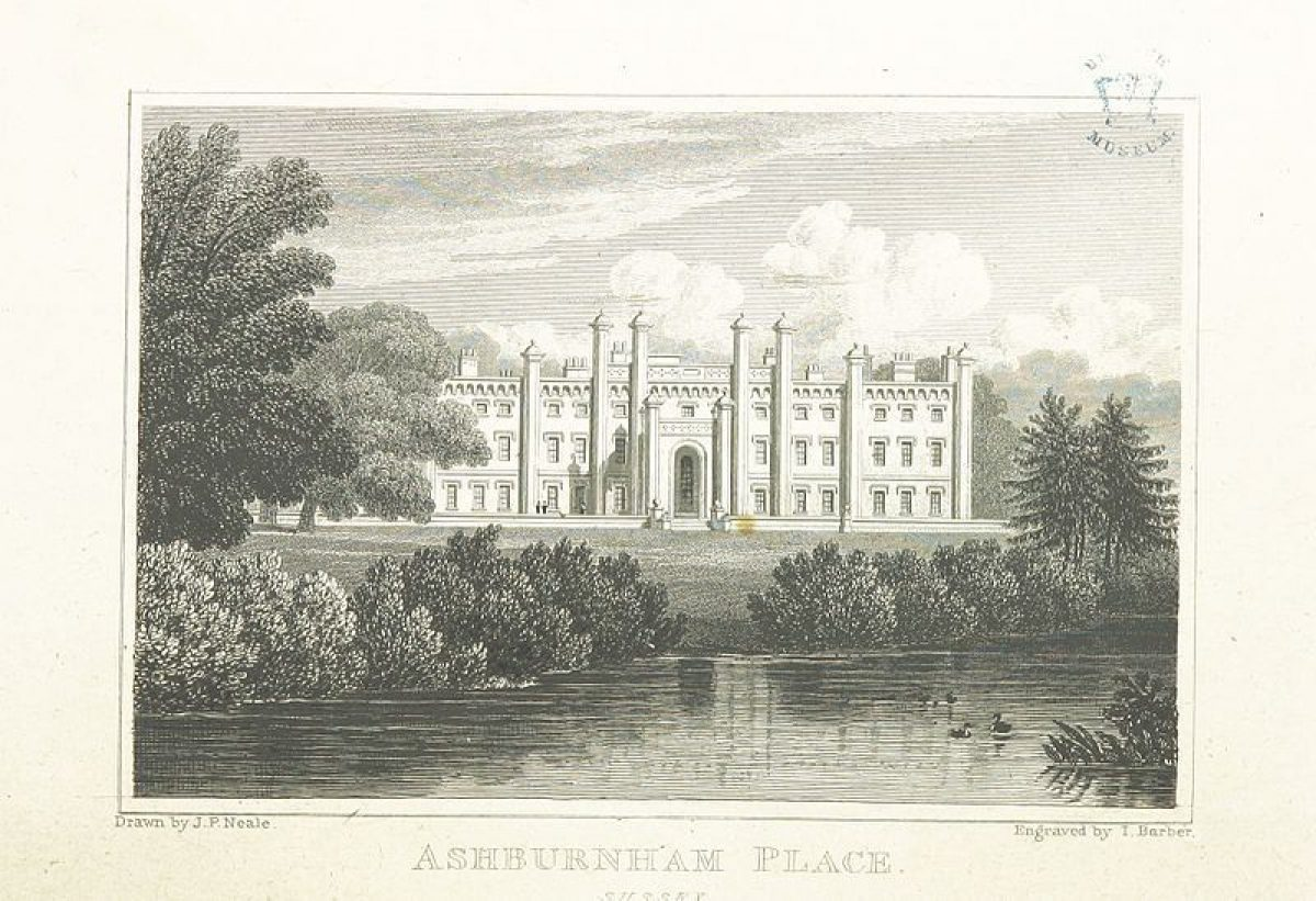 Pgds 20140716 202520 Neale1827 P4 182   Ashburnham Place Sussex