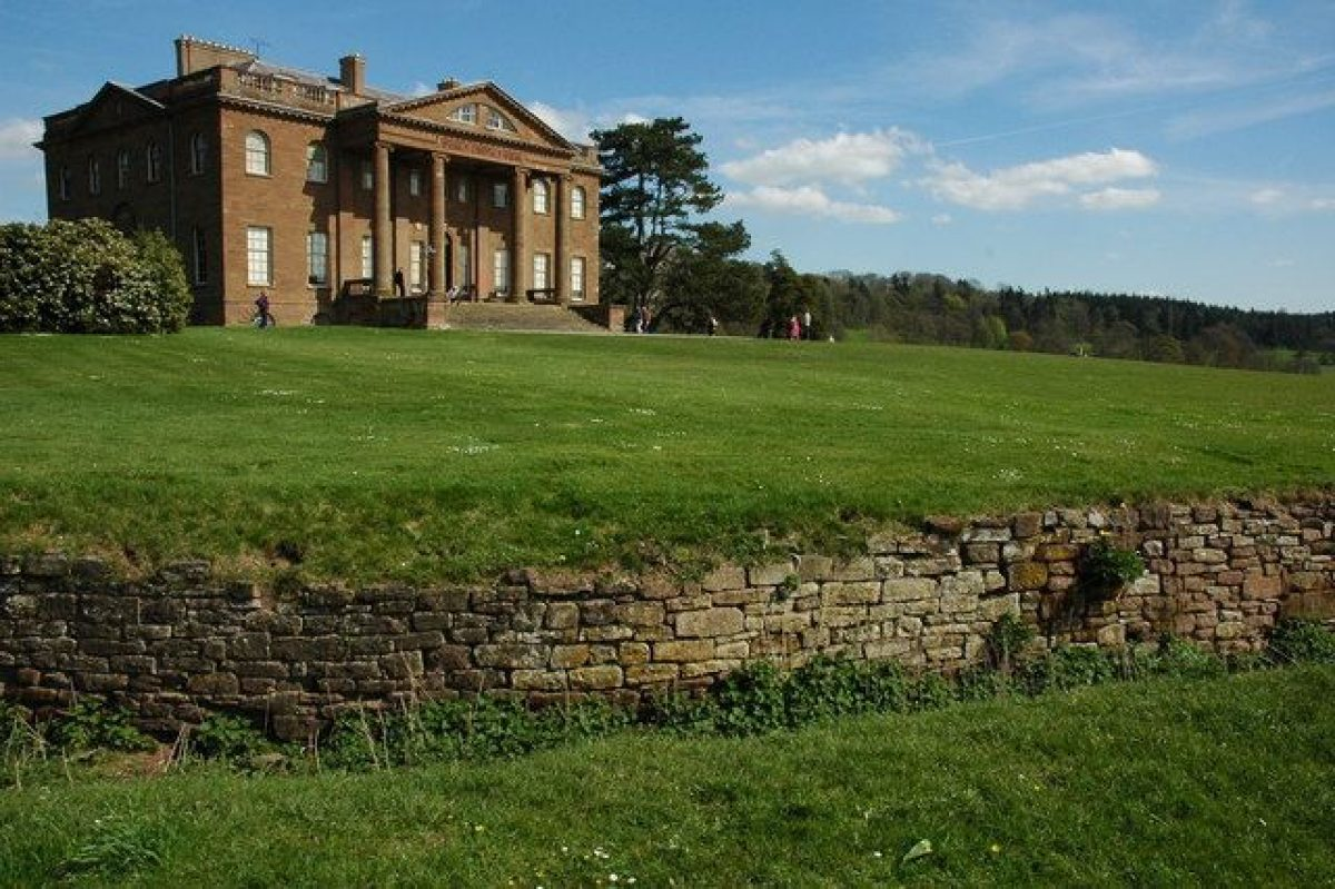 Pgds 20140722 135346 Berrington Hall   Geograph Org Uk   1263571