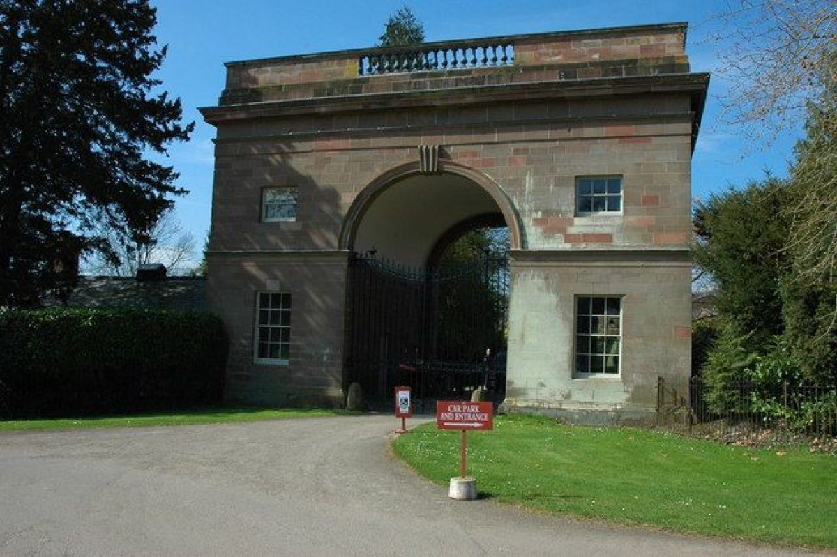 Pgds 20140722 135603 Entrance To Berrington Hall   Geograph Org Uk   1276705