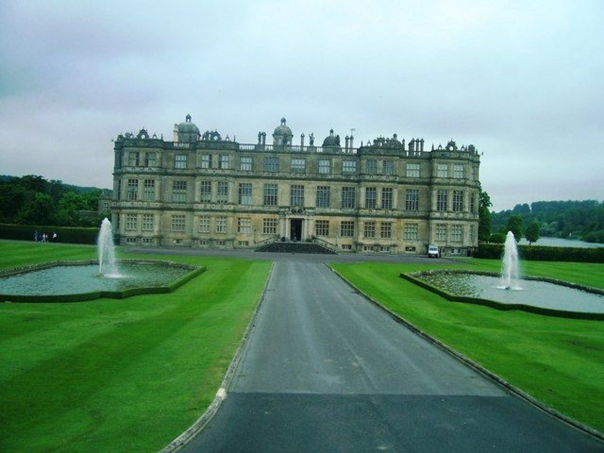 Pgds 20140910 210056 Longleat  Longleat House And Fountains   Geograph Org Uk   1225456