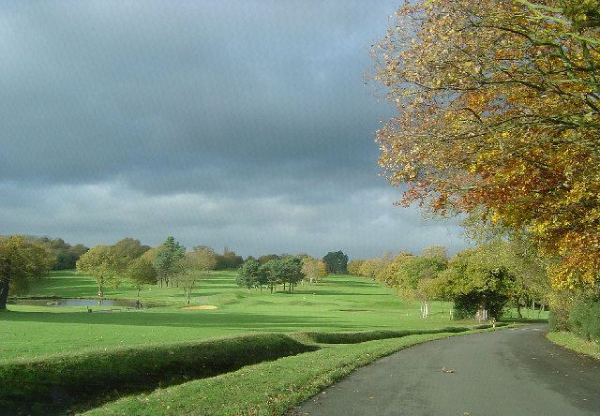 Pgds 20140912 195950 Rickmansworth Moor Park Golf Course   Geograph Org Uk   86601
