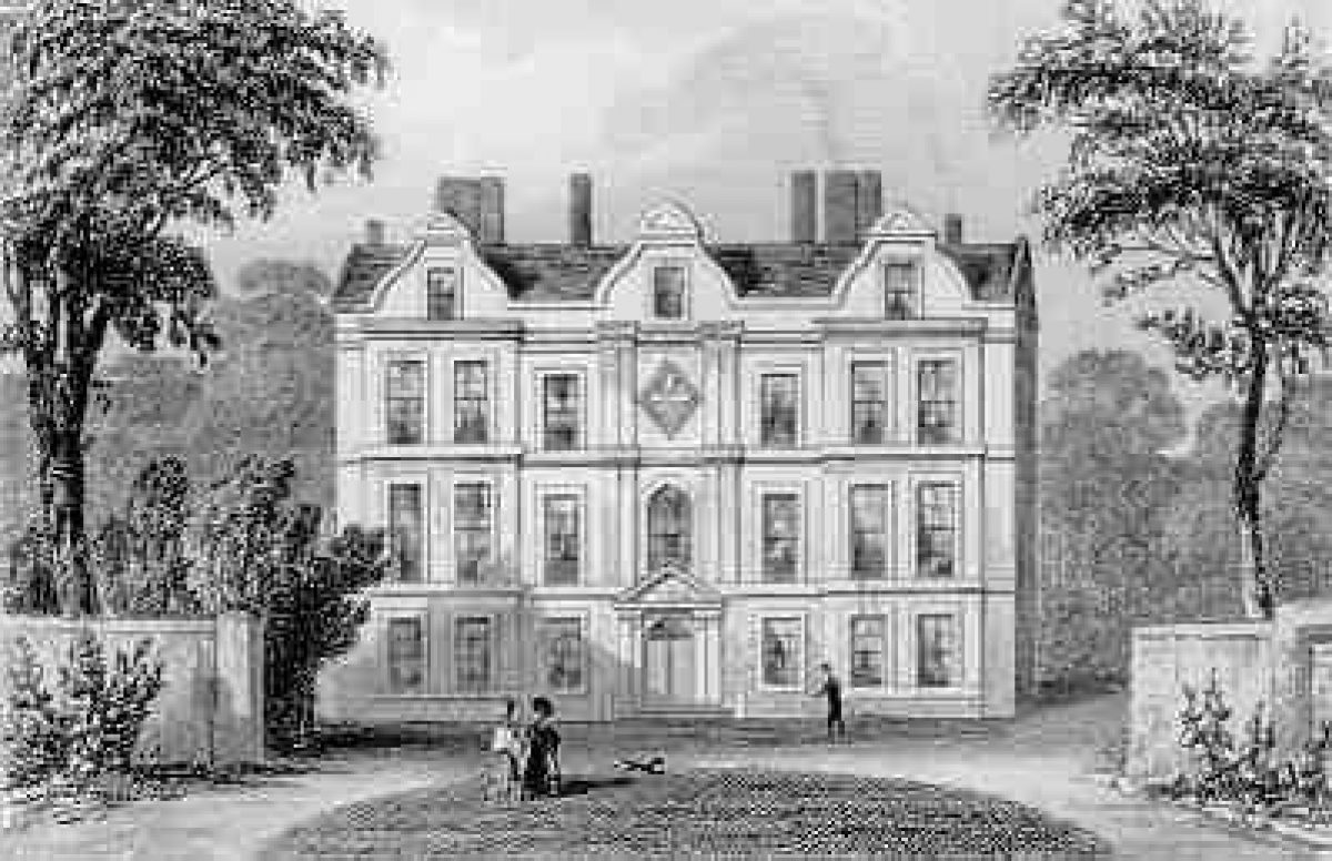 Pgds 20140918 194930 Kew Palace From Thomas Dugdales Curiosities Of Great Britain 1735