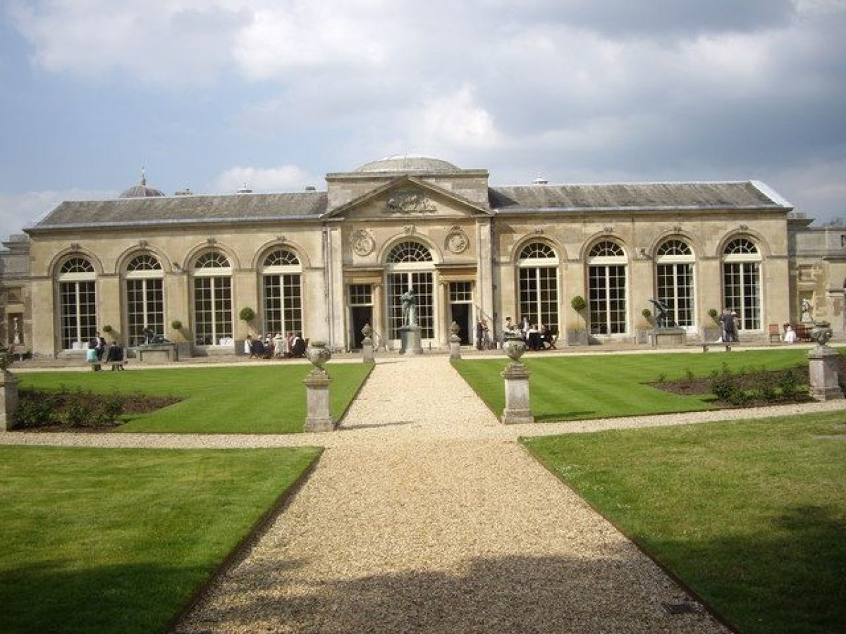Pgds 20141001 141433 Sculpture Gallery Woburn Abbey   Geograph Org Uk   461893
