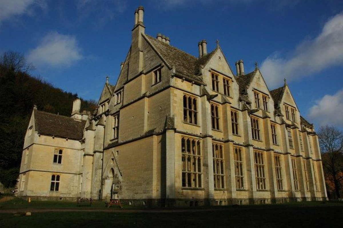 Pgds 20141001 145217 Woodchester Mansion   Geograph Org Uk   1039911