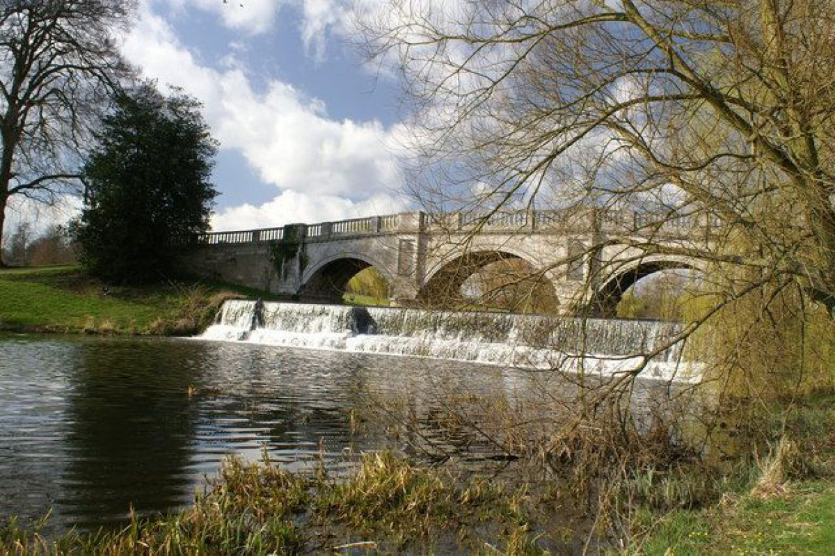 Pgds 20150519 160205 Palladian Bridge At Brocket Hall   Geograph Org Uk   389511