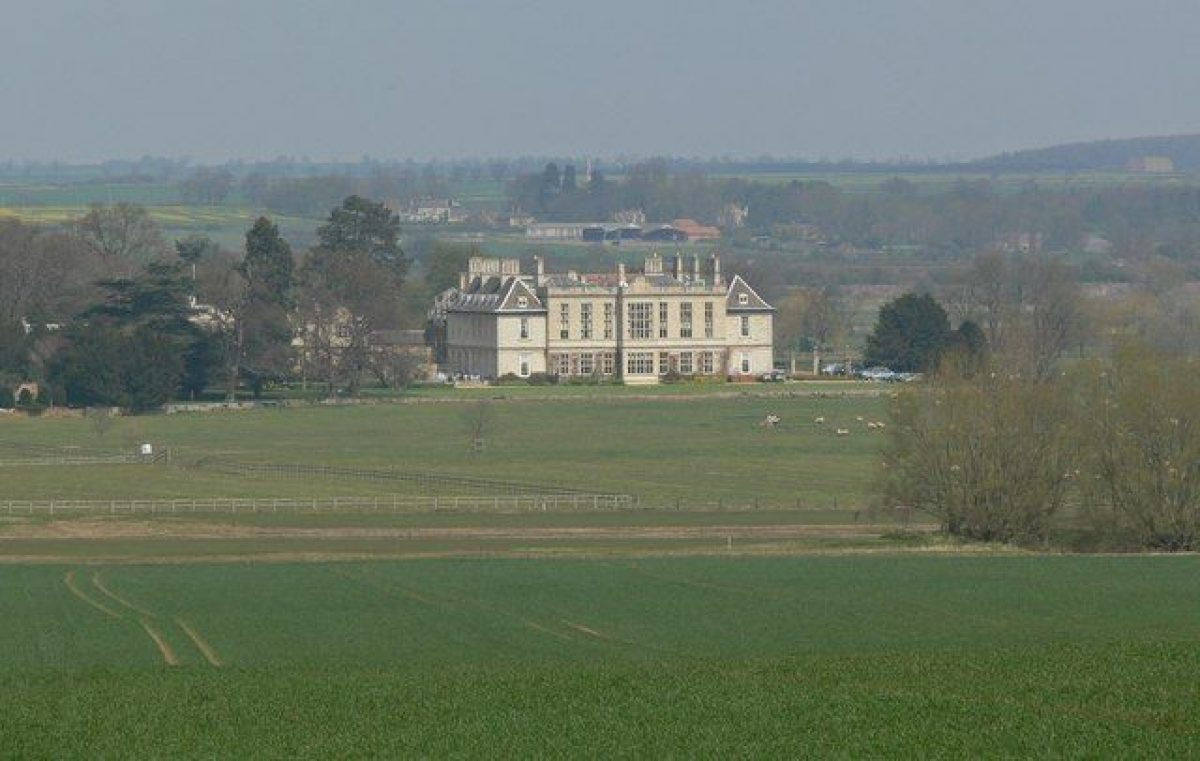 Pgds 20150521 160754 Stapleford Park And Hall   Geograph Org Uk   776274