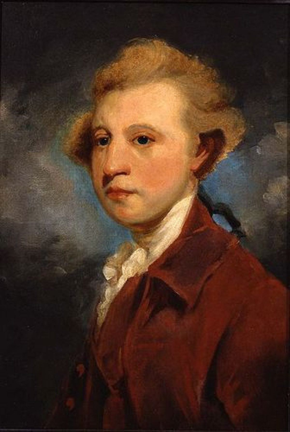 Pgds 20150526 200253 Joshua Reynolds Portrait Of William Ponsonby 2Nd Earl Of Bessborough C  1760