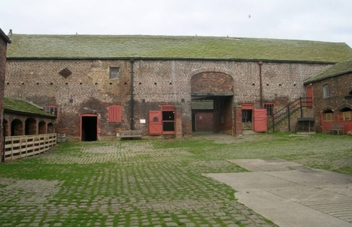 Pgds 20150526 200712 Temple Newsam   Home Farm   Great Barn   Geograph Org Uk   961569