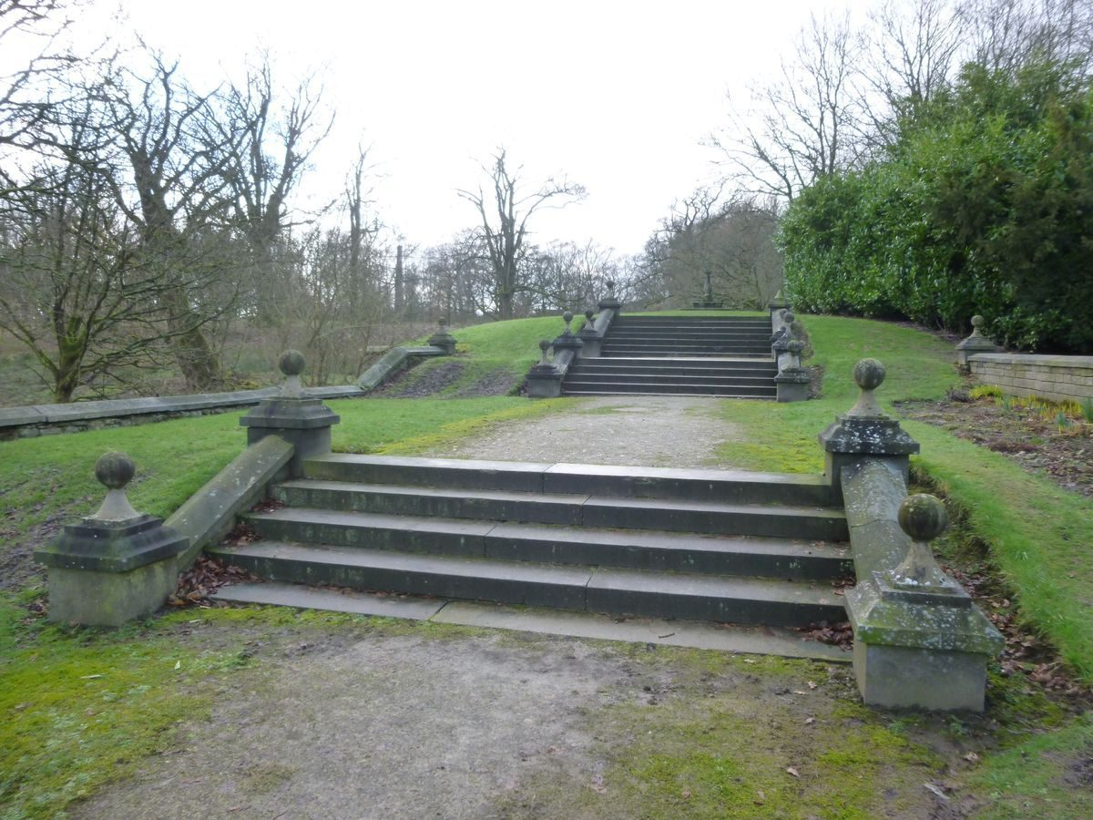 Pgds 20160219 162331 Terraced Walk With Steps Leading To Obeslisk