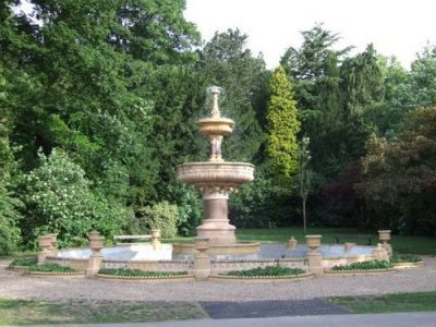 Pgds 20080708 162250 Darlington South Park Pierremont Fountain Copyright Peter Hanson Has A Record